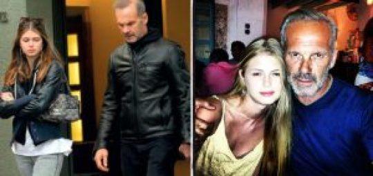 tzeni_mpalatsinou_petros_kostopoulos, Πέτρος Κωστόπουλος συν γυναιξί και τέκνοις, Τζένη Μπαλατσινού, γάμος, Μύκονος, Μάξιμος, nikosonline.gr