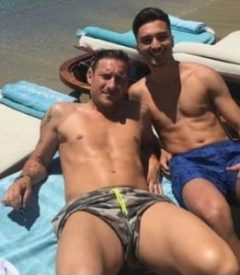 Φραντσέσκο Τότι, Francesco Totti, Μύκονος, ROMA, ποδόσφαιρο, Ιταλία, nikosonline.gr