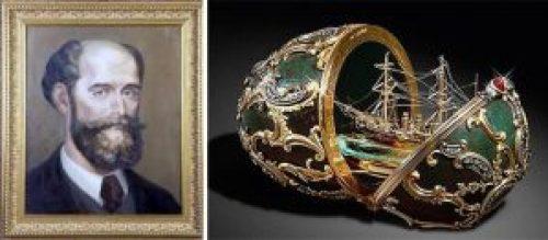 Πέτερ Καρλ Φαμπερζέ, Karl Gustavovich Fabergé