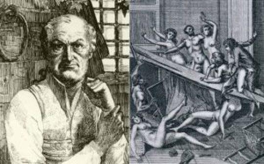 Μαρκήσιος ντε Σαντ, Donatien Alphonse François Comte de Sade,