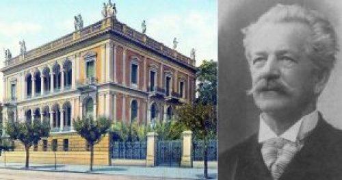 Ερνστ Τσίλλερ, Ernst Moritz Theodor Ziller,