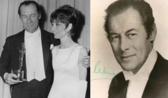 Ρεξ Χάρισον, Rex Harrison