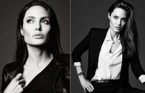 Αντζελίνα Τζολί, Angelina Jolie