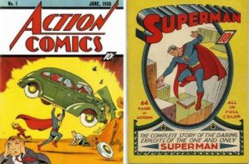Superman, comic, σούπερμαν