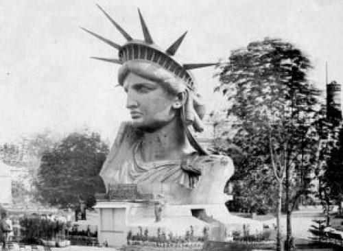 Άγαλμα της Ελευθερίας, Statue of Liberty