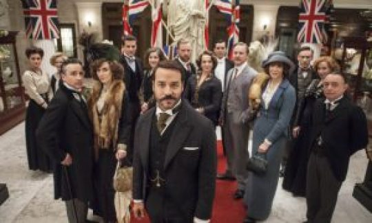 Mr Selfridge, τηλεοπτική σειρά, Harry Gordon Selfridge, Selfridge & Co, TV series, Λονδίνο, πολυκατάστημα, Jeremy Piven, nikosonline.gr