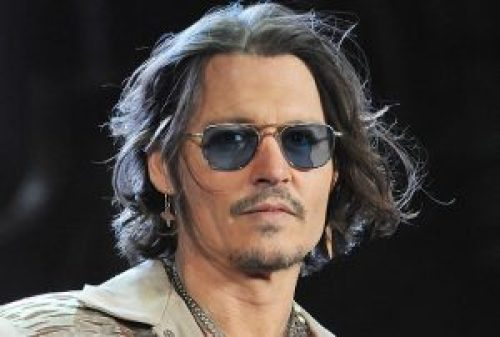 "Τζόνι Ντεπ, John Christopher ""Johnny"" Depp II,"
