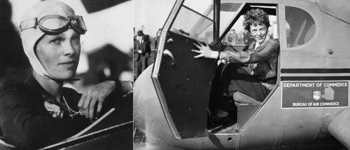 Αμέλια Ερχαρντ, Amelia Mary Earhart,