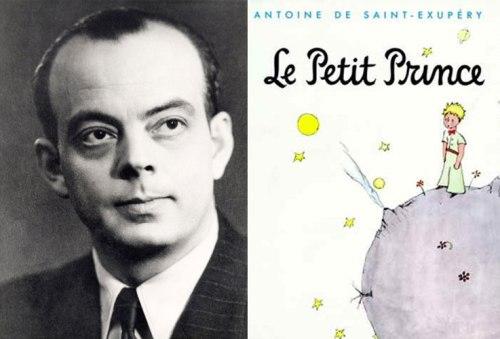 Αντουάν ντε Σέντ Εξυπερύ, Antoine de Saint Exupery