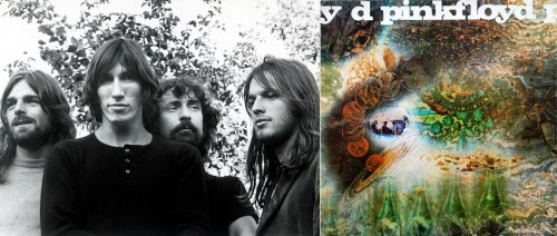 Pink Floyd, A Saucerful of Secrets.