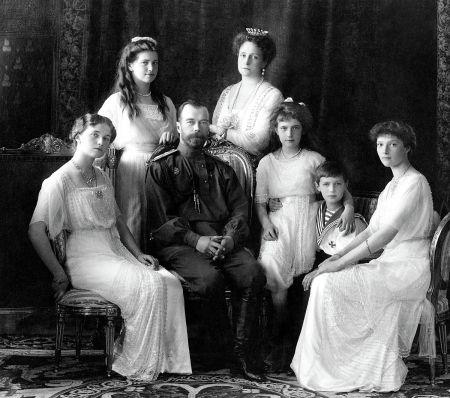 Νικόλαος Β΄, αυτοκράτορας της Ρωσίας, Nicholaos B emperor of Rusia
