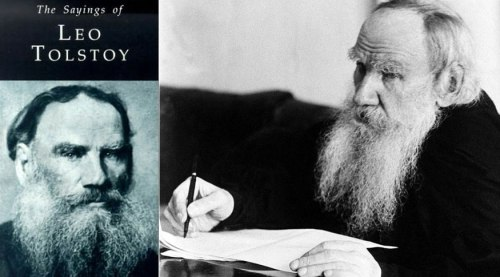 Λέων Τολστόϊ, Leo Tolstoy,