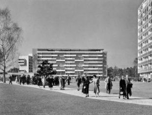 Walter Gropius, Bauhaus, Μπάουχαουζ, Γκόρπιους, Αρχιτεκτονική, πρωτοπορεία, nikosonline.gr