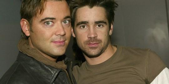 Τα αδέλφια Farrell: Ο gay και ο straight, COLIN FARRELL, GAY BROTHER, nikosonline.gr