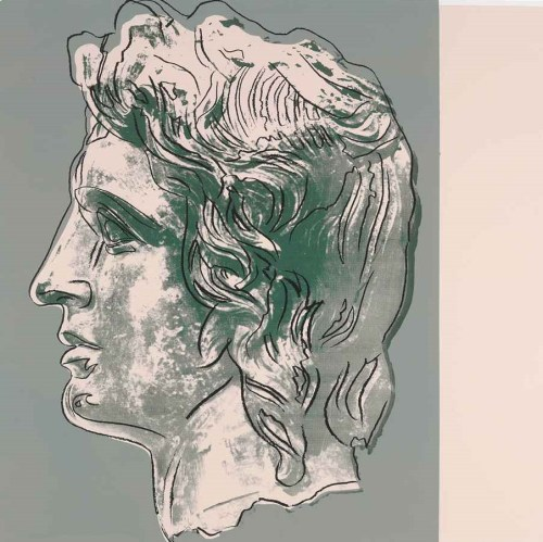 Andy Warhol, Alexander Iolas, art, pop art, Αλέξανδρος Ιόλας, Άντι Γουόρχολ, zografiki, nikosonline.gr