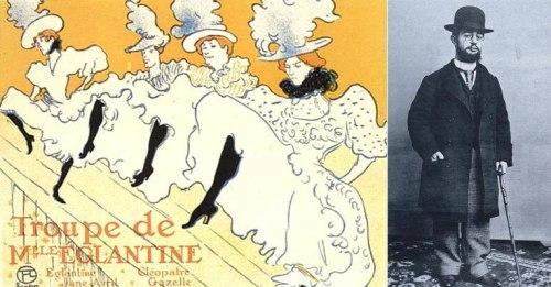 Ανρί ντε Τουλούζ Λωτρέκ, Henri de Toulouse-Lautrec
