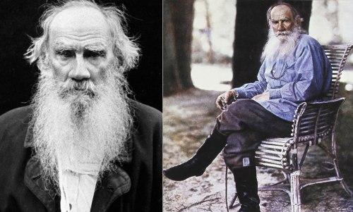 Λέων Τολτσόι, Leon Tolstoy