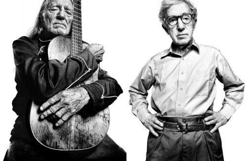 WILLIE NELSON, WOODY ALLEN, Γεράματα, ρυτίδες, geramata, ritides, old aged, star, Hollywood, nikosonline.gr