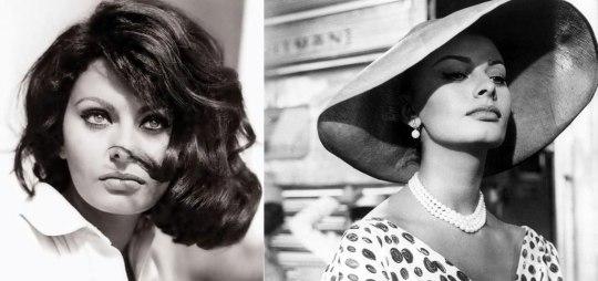 Sofia Loren, Σοφία Λόρεν