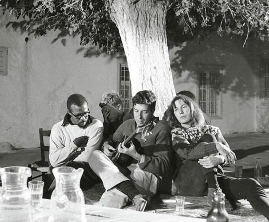 Λέοναρντ Κοέν, Η Ύδρα του Leonard Cohen, HYDRA, LEONARD COHEN, MUSIC, ' 60's, nikosonline.gr
