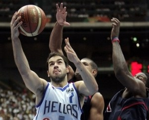 BASKETBALL, GREEK TEAM