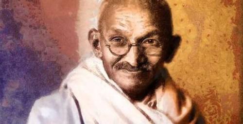 Γκάντι, Mahatma Gandhi,