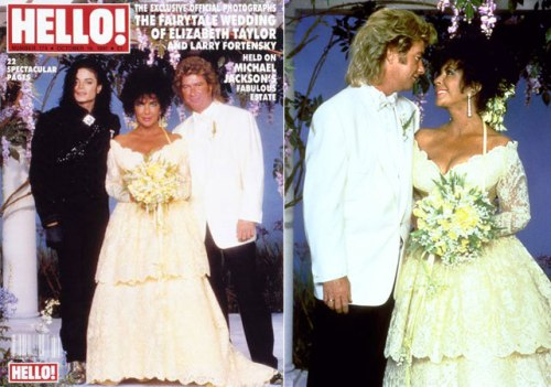 Elizabeth Taylor, Λιζ Τέϊλορ 8ος γάμος,