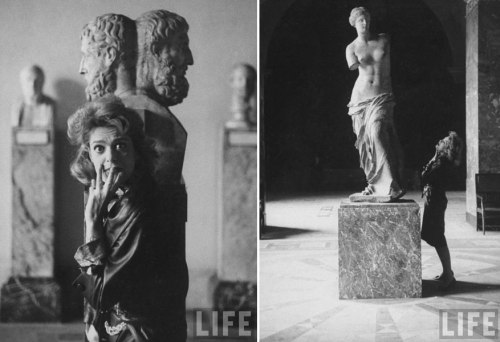 Το Life φωτογραφίζει την Μελίνα στο Λούβρο, LIFE MAGAZINE, MELINA MERCOURI, LOUVRE, ΜΕΛΙΝΑ ΜΕΡΚΟΥΡΗ, nikosonline.gr