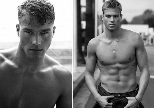 Matthew Noszka, Μάθιου Νόσκα, Μοντέλο, model, Instagram, nikosonline.gr