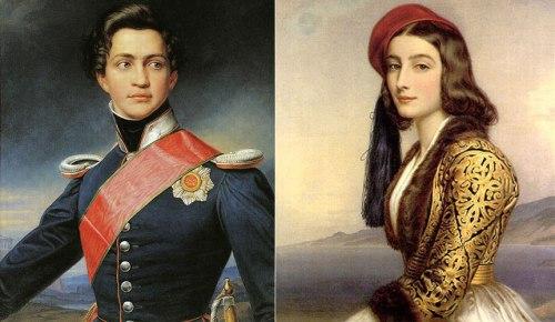 Όθων και Αμαλία, Otto & Amalia of Greece, ΤΟ BLOG ΤΟΥ ΝΙΚΟΥ ΜΟΥΡΑΤΙΔΗ, nikosonline.gr,