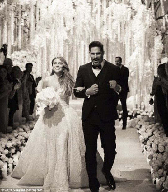 Joe Manganiello, Sofia Vergara, wedding, Σοφία Βεργκάρα γάμος, παιδί, hollywood, gossip, nikosonline.gr