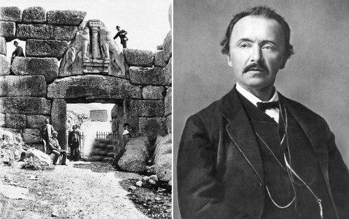 Ερρίκος Σλήμαν, Heinrich Schliemann, ΤΟ BLOG ΤΟΥ ΝΙΚΟΥ ΜΟΥΡΑΤΙΔΗ, nikosonline.gr,