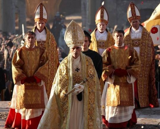 Απληστία, δολιοφθορές, αιμομιξία, Βατικανό, THE BORGIAS, TV SERIERIES, JEREMY IRONS, ΟΙ ΒΟΡΓΙΕΣ, ΤΗΛΕΟΠΤΙΚΗ ΣΕΙΡΆ, nikosonline.gr