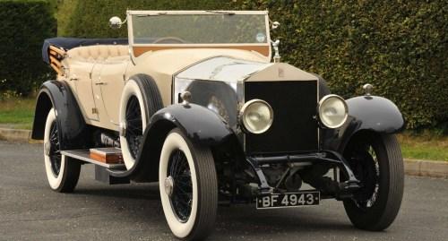 Rolls-Royce Silver Ghost, Ρολς Ρόϊς, ΤΟ BLOG ΤΟΥ ΝΙΚΟΥ ΜΟΥΡΑΤΙΔΗ, nikosonline.gr,