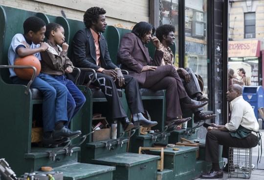 THE DEUCE, NEW YORK, DRUGS, POUTANES, NARKOTIKA, TV SERIES, ΤΗΛΕΟΠΤΙΚΗ ΣΕΙΡΑ, HBO, James Franco, Maggie Gyllenhaal, nikosonline.gr