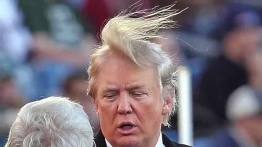 Ένας γελοίος πρόεδρος, DONALD TRUMP, IS NOT MY PRESIDENT, FUCK TRUMP, ΝΤΟΝΑΛΝΤ ΤΡΑΜΠ, ΧΙΟΥΜΟΡ, ΣΑΤΙΡΑ, nikosonline.gr