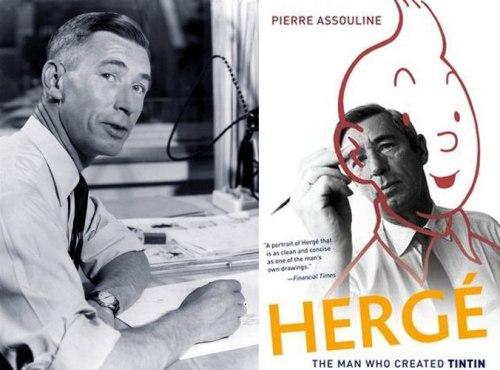 Ερζέ, Hergé, ΤΟ BLOG ΤΟΥ ΝΙΚΟΥ ΜΟΥΡΑΤΙΔΗ, ΤΟ BLOG ΤΟΥ ΝΙΚΟΥ ΜΟΥΡΑΤΙΔΗ, nikosonline.gr,