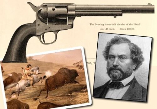 Σάμουελ Κολτ, Samuel Colt, ΤΟ BLOG ΤΟΥ ΝΙΚΟΥ ΜΟΥΡΑΤΙΔΗ, nikosonline.gr,
