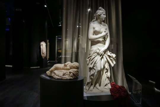 ARXAIO KALLOS, GREEK ARCHAEOLOGICAL MUSEUM, ΕΘΝΙΚΟ ΑΡΧΑΙΟΛΟΓΙΚΟ ΜΟΥΣΕΙΟ, nikosonline.gr