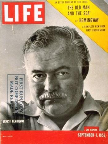 Έρνεστ Χέμινγουεϊ, Ernest Hemingway- Pulizzer, ΤΟ BLOG ΤΟΥ ΝΙΚΟΥ ΜΟΥΡΑΤΙΔΗ, nikosonline.gr