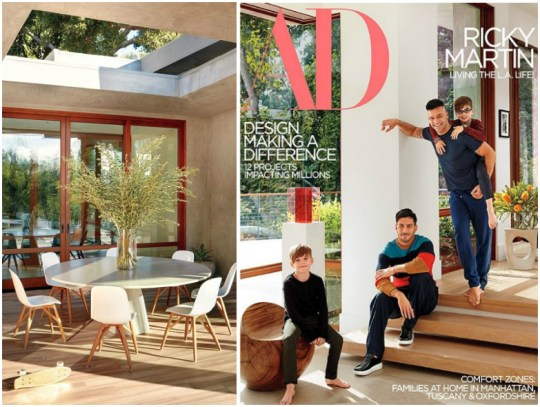 RICKY MARTIN, NEW HOUSE, LOS ANGELES, ΡΙΚΙ ΜΑΡΤΙΝ, ΝΕΟ ΣΠΙΤΙ, nikosonline.gr