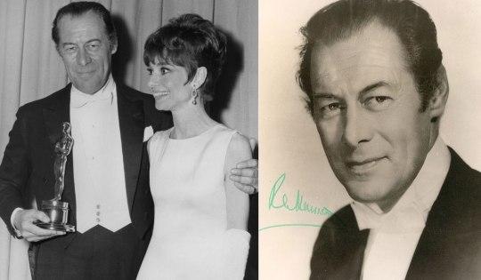 Rex Harrison, Ρεξ Χάρισον, ΤΟ BLOG ΤΟΥ ΝΙΚΟΥ ΜΟΥΡΑΤΙΔΗ, nikosonline.gr