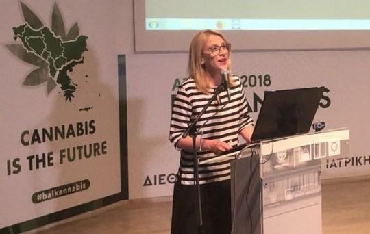 Balkannabis, Dr. Goldstein, Rena Dourou, ΡΕΝΑ ΔΟΥΡΟΙ, ΧΑΣΙΣΙ, ΚΑΝΝΑΒΙΣ, MEDICAL CANNABIS, nikosonline.gr