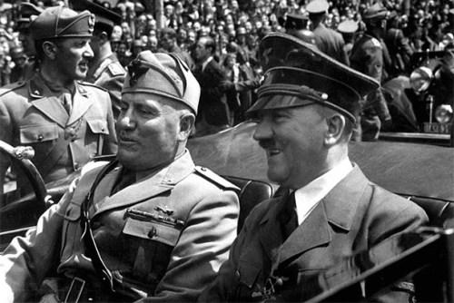 Αδόλφος Χίτλερ & Μπενίτο Μουσσολίνι, Hitler & Mussolini, ΤΟ BLOG ΤΟΥ ΝΙΚΟΥ ΜΟΥΡΑΤΙΔΗ, nikosonline.gr