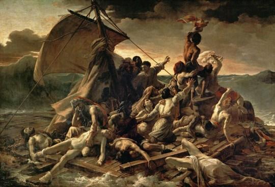 Théodore Géricault - Le Radeau de la Méduse, Τεοντόρ Ζερικώ, ΤΟ BLOG ΤΟΥ ΝΙΚΟΥ ΜΟΥΡΑΤΙΔΗ, nikosonline.gr