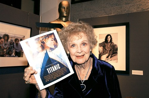 Gloria Stewart, Γκλόρια Στιούαρτ, ΤΟ BLOG ΤΟΥ ΝΙΚΟΥ ΜΟΥΡΑΤΙΔΗ, nikosonline.gr