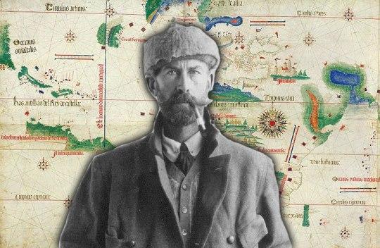 Percy Fawcett, Πέρσι Φόσετ,ΤΟ BLOG ΤΟΥ ΝΙΚΟΥ ΜΟΥΡΑΤΙΔΗ, nikosonline.gr