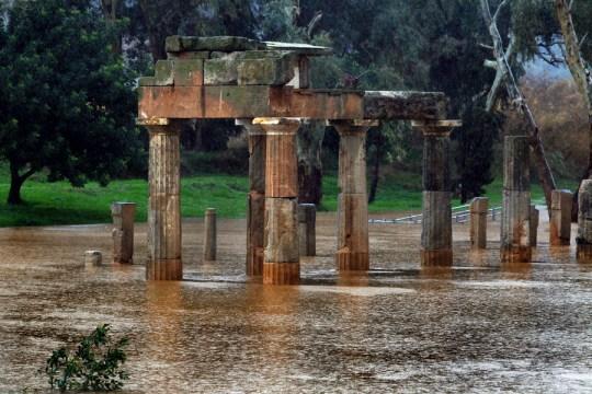 εφορία αρχαιοτήτων, ΒΡΑΥΡΩΝΑ, ΑΡΧΑΙΟΛΟΓΙΚΟΣ ΧΩΡΟΣ, ΘΕΑ ΑΡΤΕΜΙΣ, VRAVRONA, ARHAIOLOGIKOS XOROS, ARTEMIS,MOUSEIO, nikosonline.gr