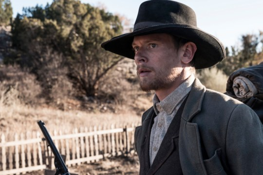 ΧΩΡΙΣ ΘΕΟ, ΤΗΛΕΟΠΤΙΚΗ ΣΕΙΡΑ, TV SERIES, WESTERN, GODLESS, FAR WEST, NETFLIX, nikosonline.gr