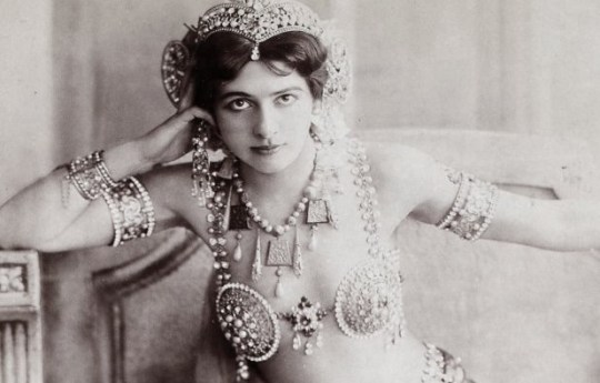 Mata Hari, Μάτα Χάρι, ΤΟ BLOG ΤΟΥ ΝΙΚΟΥ ΜΟΥΡΑΤΙΔΗ, nikosonline.gr